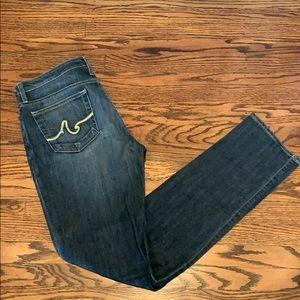 AG the Premiere jeans, size 30R